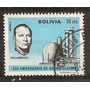 Bolivia Año 1971 Serie De 1v. Yvert Aerea N°292 Usada