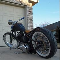Harley Davidson Sportster Ironhead Tapa Primaria Bobber