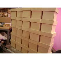 Cajas Fabricadas En Mdf