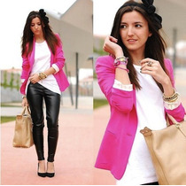 Blazer Saco Importado Zara Talles Xs A L