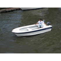 Bote Pescadelta 390 Mts, Olympic Marine 2015 Nuevo Sin Motor