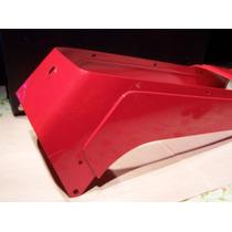 Moto Garelli Team - Bajo Asiento Rojo