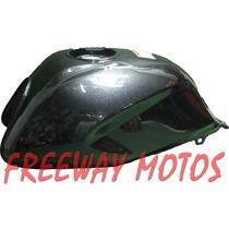 Tanque De Nafta Honda Storm Gris Oscuro En Freeway Motos!!!