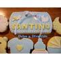 Cookies, Galletitas Decoradas: Baby Shower, Nacimientos