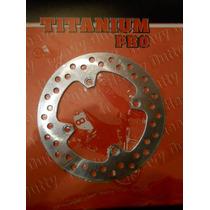 Xr250 Xr600 Honda.disco De Freno Tras Titanium Pro Alta Cali