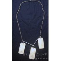 Collar De Nácar - Auténtico Vintage