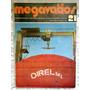 Revista Megavatios, Eléctrica Y Electrónica 1980