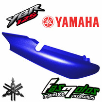 Colin Bajo Asiento Azul Yamaha Ybr 125 Original Fas Moto