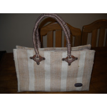 Hermosa Cartera Marca Extra Large