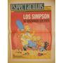 Clarín Espectáculos - Los Simpson - 1998