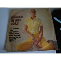 Musica Al Sol Vol. 1 - Lp De Vinilo Cat Stevens Lobo Y Otros