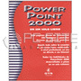 Manual / Libro De Computacion. Power Point 2000. Edit. Gyr