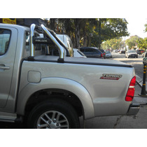 Jaula Inoxidable Toyota Hilux,no Croamda!!!