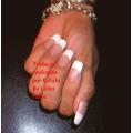 Uñas Esculpidas Acrilico O Gel //microcentro//tribunales