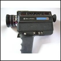 Camara Filmadora Bell & Howell Made In Japan Rebaj