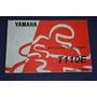 Yamaha Crypton T110e Manual Del Propietario Original