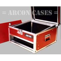 Arcon Cases Rack Dj 2-10 Ur Estuches Baules A Medida