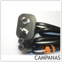 Cable Interlock Tipo 8 Ocho P/ Cargador Fuente Notebook