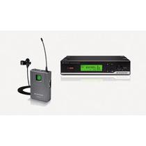 Sennheiser Xsw-12 Microfono Inalambrico Corbatero En Uhf