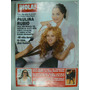 Revista Hola N 3274 2007 Paulina Rubio Y Su En La Plata