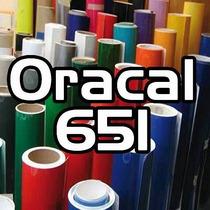 Vinilo Oracal 651 - 045 Rosado - Nea Insumos Gráficos