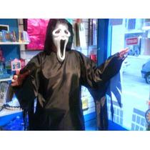 Disfraz Screem Tunica Para Adulto Halloween