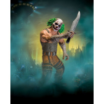 Clown Thug Batman Arkham City Asylum Joker Guason Payaso