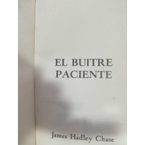 El Arcon El Buitre Paciente - James Hadley Chase