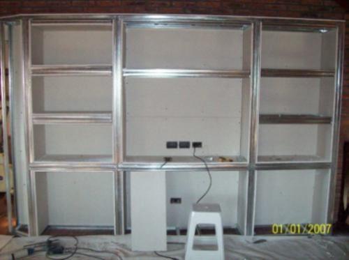 Colocacion de durlock 15 5700 5722 jorge zona oeste for Muebles de oficina zona oeste