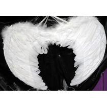 Alas De Angel Con Plumas Ideal Disfraz De Angel (45x36)