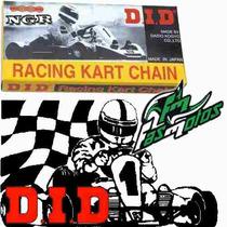 Cadena Did Para Karting 219 Htz 106-108-110 Obvio Fas Motos