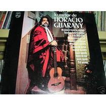 Horacio Guarany Lo Mejor Vinilo Argentino