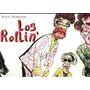 Raúl Perrone Los Rollin Rolling Stones Caricaturas