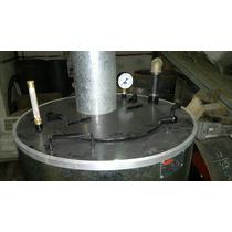 Termotanque A Leña Ingea Vl-65 450lts - Somos Fabricantes