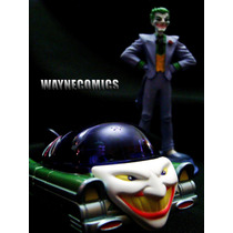 The Joker Batimovil Guason Corgi Hot Wheels Batman Batmobile