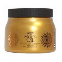 Mascara Loreal Mythic Oil X 500 Aceite De Argan (nutrición)