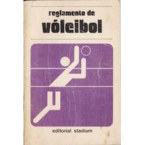 Reglamento De Voleibol 1984 - Aa.vv (ed. Estadium)