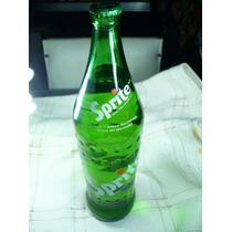 Coca Cola Botella De 1 Litro Sprite Antigua Decada Del `80