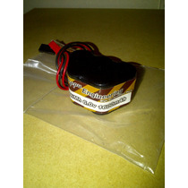 Pack Bateria Recargable De 6v 1600mah Baja Descarga Rc Buggy