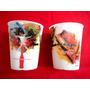 Lote Vasos Art Attack Disney + Vasos Mc Donals 3d Retro-toy
