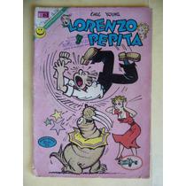 Novaro Lorenzo Y Pepita Nº 379 Año 1972