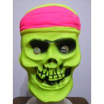Mascara Careta De Plastico