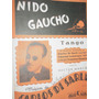 Partitura Nido Gaucho Carlos Di Sarli Hector Marco Korn