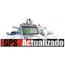 Actualizacion Mapas Radares Gps Garmin Argentina Europa Usa