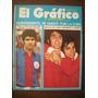 Revista El Grafico Independiente Campeón Libertadores 72