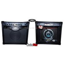Amplificador Guitarra Peavey Rage 158 15watts Musica Pilar