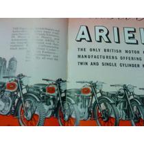 Rara Revista: British Cycles And Motor Cycles Overseas -1950