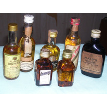 Botellitas De Coleccion Whisky