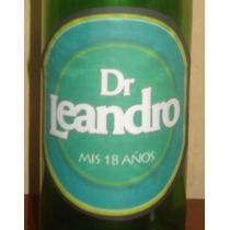 Dr Lemon: Souvenir Personalizado - Etiquetas Con Tu Nombre