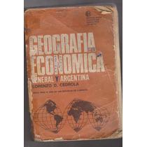 Geografia Economica General Y Argentina De Lorenzo Cedrola
